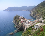 Cinque Terre and Tuscany