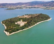 Tour of the Trasimeno lake