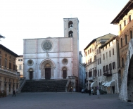 Todi half day tour