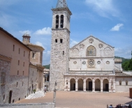Spoleto half day tour