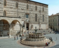 Perugia half day tour